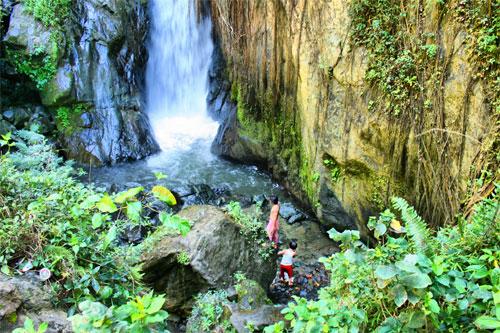 Taman Wisata Alam Air Terjun Wera Kabupaten Sigi Sulawesi Tengah Personal Blog Of Inam
